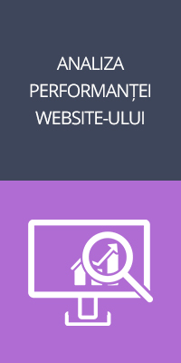 Analiza traficului si a performantei website-urilor